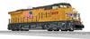Lionel Legacy  UP ES-44  diesel engine, 3 rail