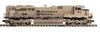 MTH Premier CP (military sand) SD70ACe, 2 rail, Proto 3.0, DCC