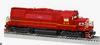 Lionel Legacy D&H (patched LV 414) C-420 , 3 rail