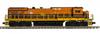 MTH Premier P&W (G&W scheme)   C40-8 diesel , 2 rail, Proto 3.0, DCC
