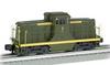 Williams CN GE 44 ton   diesel, 3 rail, conventional operation