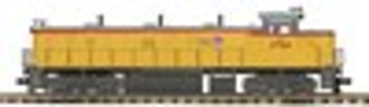 MTH Premier UP  Genset diesel, 2 rail, with sound and smoke