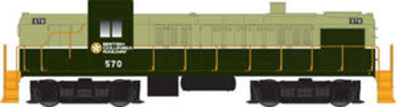 Atlas O BCOL  RS-3,  2 rail.