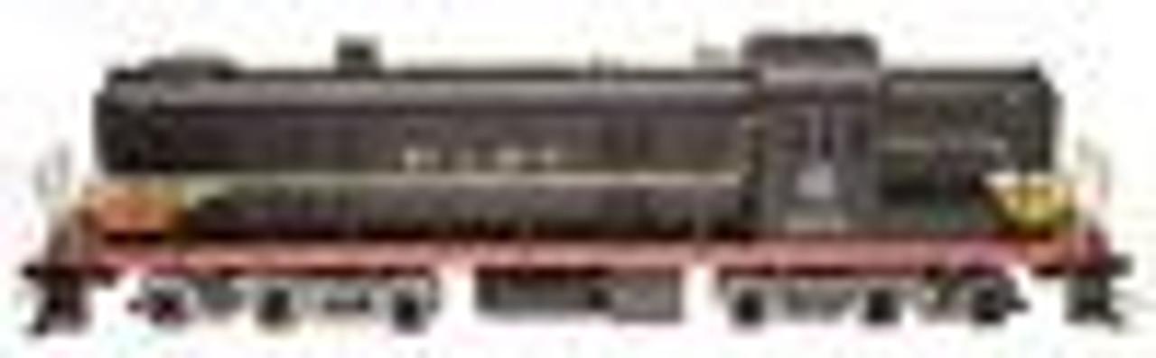 Atlas O Cotton Belt (SSW) Alco RSD-5, 3 rail, tmcc