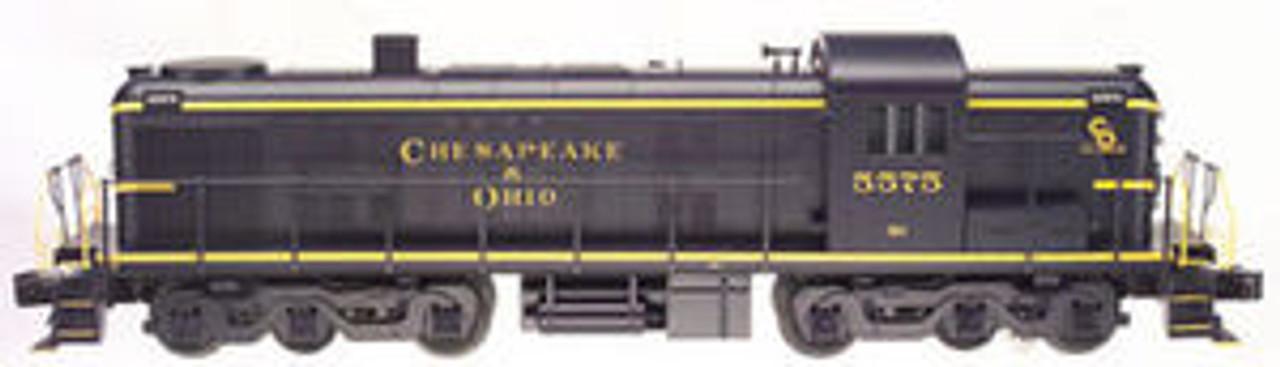 Atlas O C&O  Alco RSD-5, 3 rail, tmcc