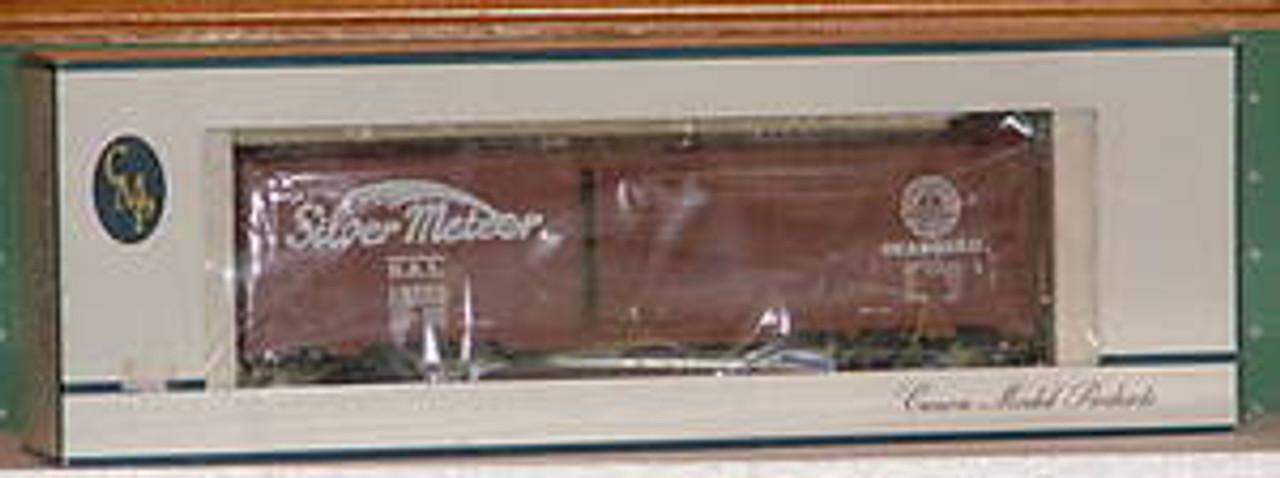 Crown (weaver) Seaboard  ARA Box car, 3 rail or 2 rail
