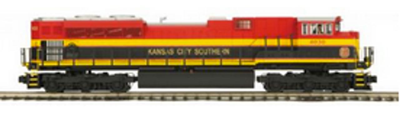 MTH Premier KCS SD-70ACe, deisel, 2 rail, p2.0 ,sound, exhaust