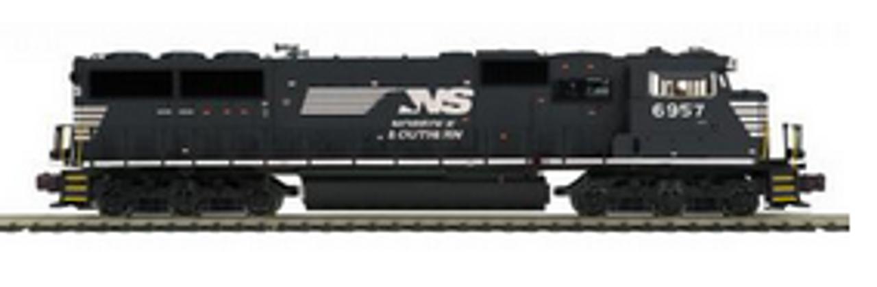 MTH Premier  NS SD-60E  diesel, 3 rail, w/Sound and smoke. proto 3.0