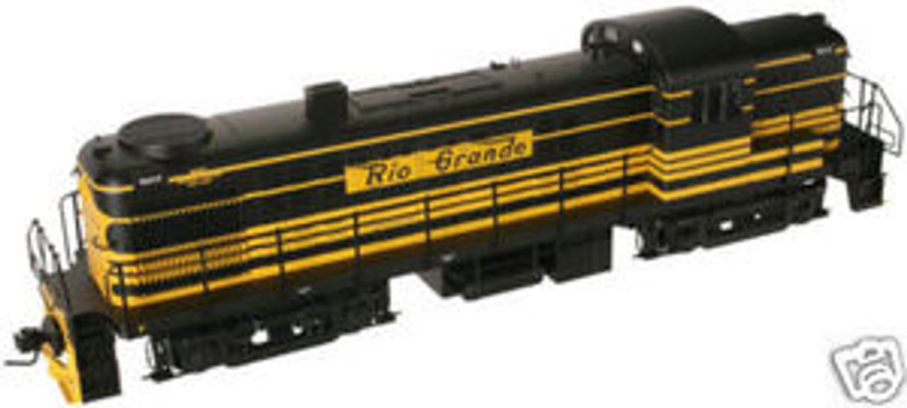 Atlas O Rio Grande  Alco RS-3, 3 rail, conventional operation