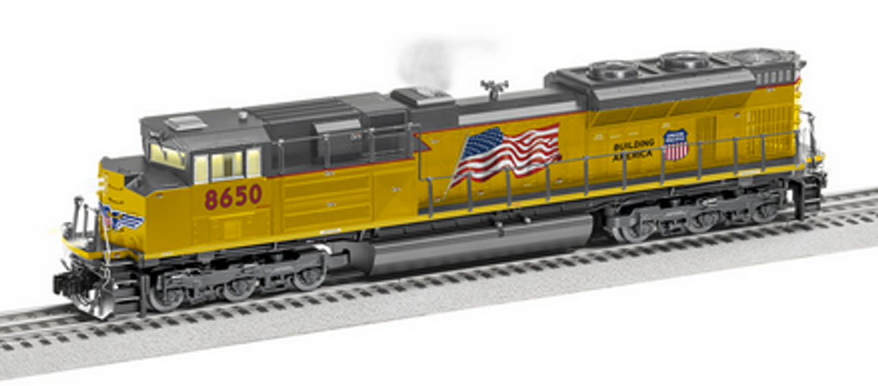 Lionel 85057 UP SD-70ACe diesel engine, 3 rail