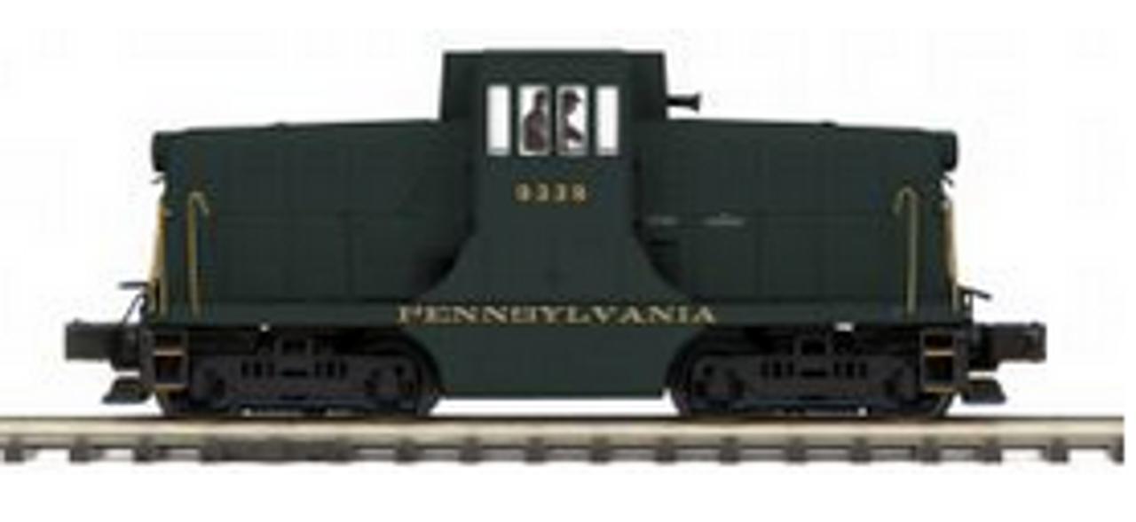MTH Premier PRR GE 44ton diesel, 3 rail, Proto 3.0