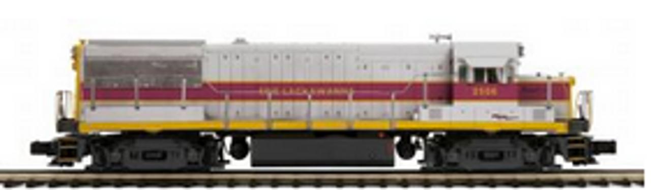 MTH Premier EL U25b diesel, 2 rail, P3.0