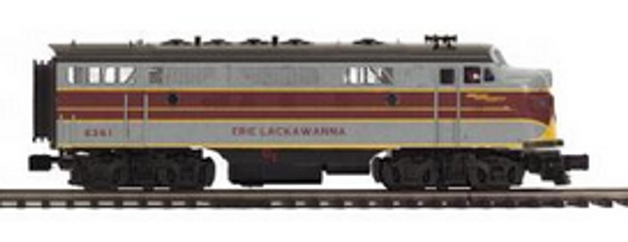 MTH Premier  EL  F-7A-B  diesels, 2 rail, w/Sound, exhaust, DCC,. proto 3.0