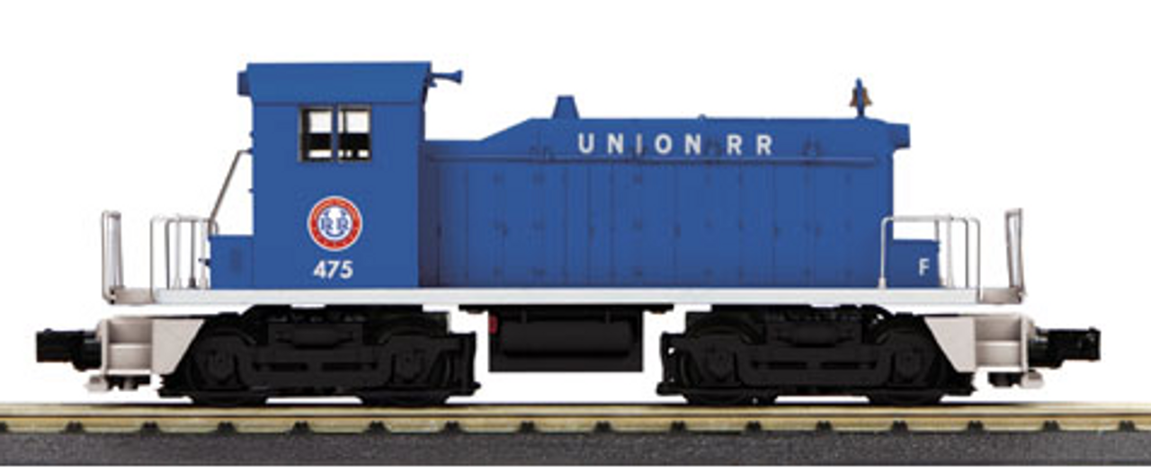 Pre-order for MTH Railking Scale Union RR SW-1 diesel, 3 rail, Proto 3.0