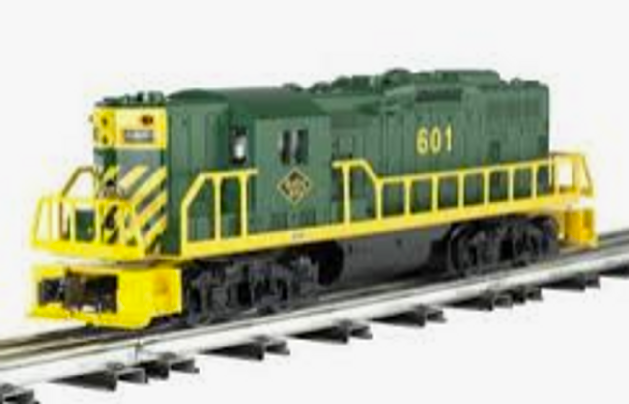 Williams Reading GP-9  diesel, 3 rail, conventional operation
