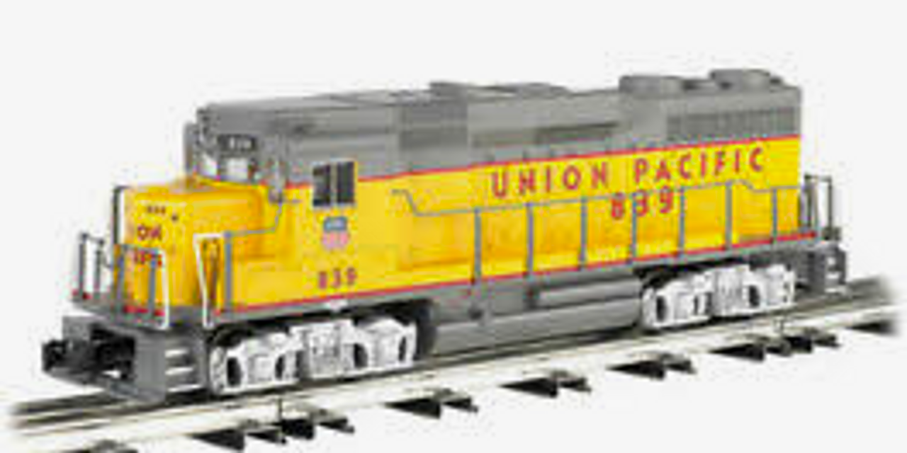 Williams UP GP-30   diesel, 3 rail, conventional operation
