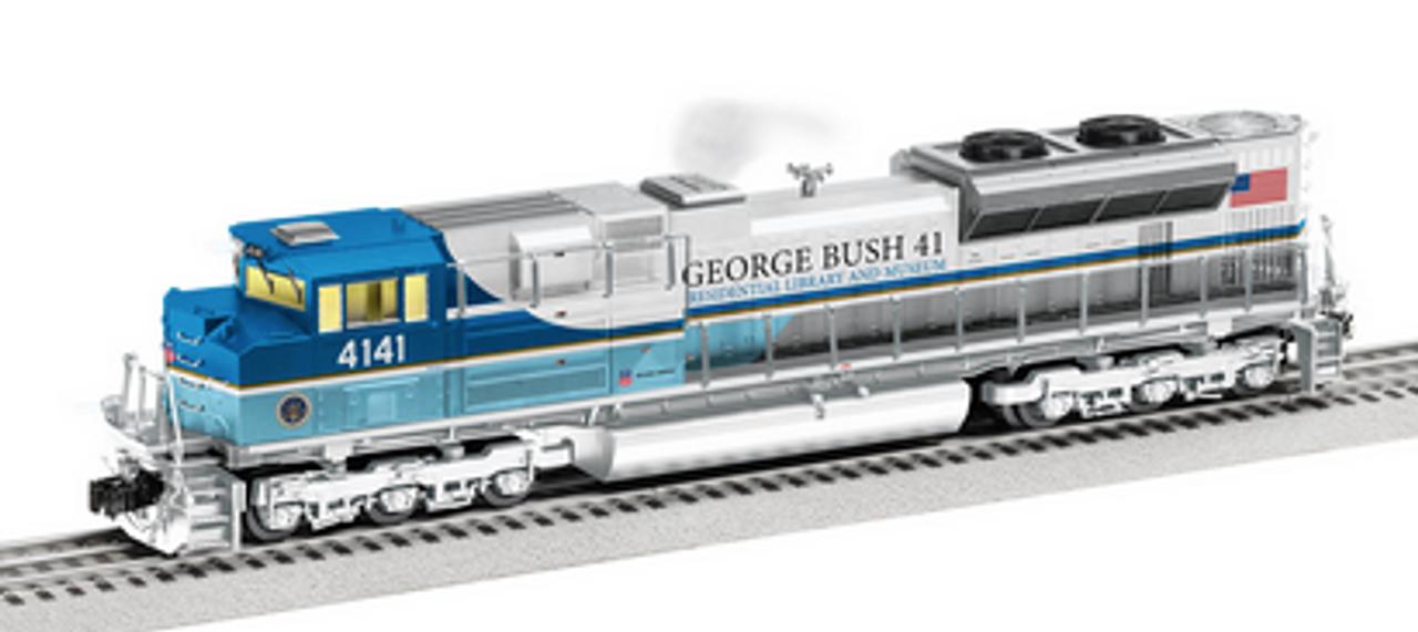 Lionel Legacy  UP 4141 George Bush SD-70ACe diesel engine, 3 rail