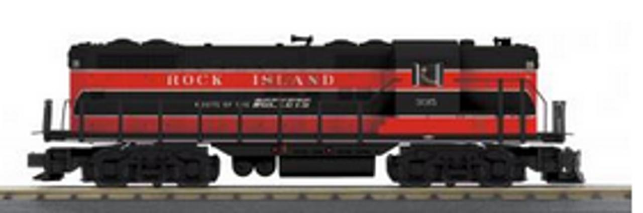 MTH Railking Scale Rock Island  GP-7 diesel, 3 rail, P3.0