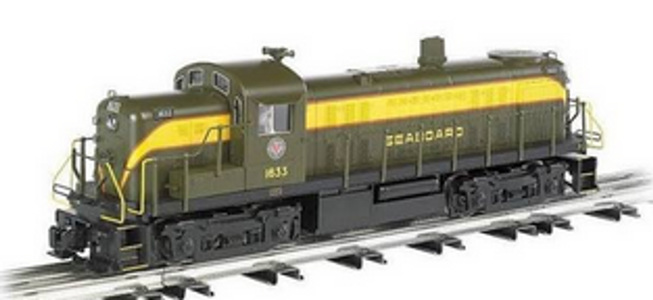 Williams SAL RS-3   diesel, 3 rail, conventional operation