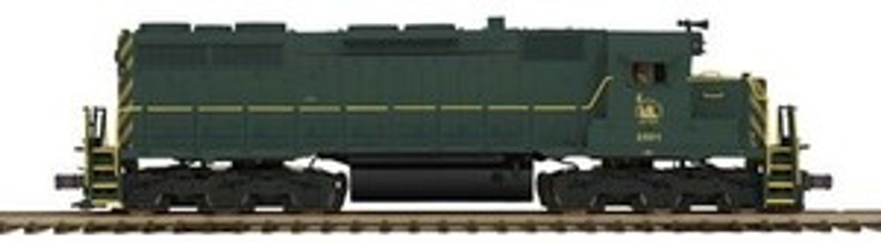 MTH Premier Jersey Central SD-35, deisel, 2 rail, p2.0, sound, cruise, exhaust
