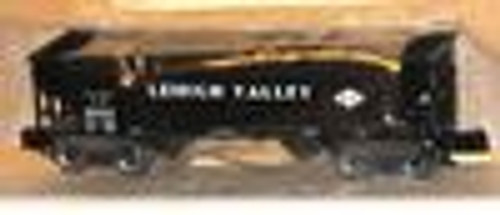 Weaver LV  2 bay hopper car, 3 rail or 2 rail