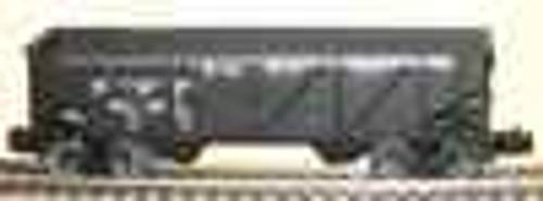 Weaver NKP  2 bay Composite hopper car, 3 rail or 2 rail