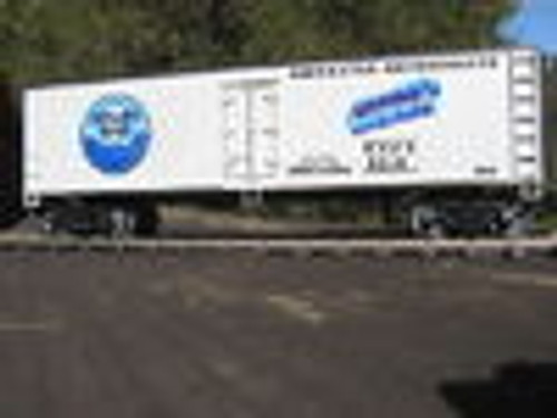 Weaver Skyland Eggs 40' Reefer, 3 or 2 rail