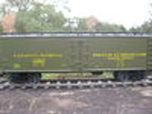 Weaver Canadian National  40' Reefer, 3 or 2 rail