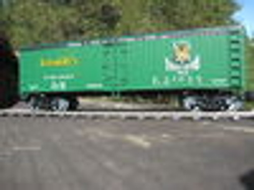 Weaver Schmidt's Tiger Head Ale 40' Reefer, 3 or 2 rail