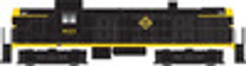 Atlas O Erie RS-3, 3 rail, tmcc, cruise, smoke