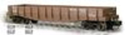 Weaver MILW 40' wood side gondola, 3 rail or 2 rail
