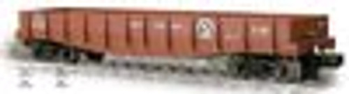 Weaver GN  40' wood side gondola, 3 rail or 2 rail