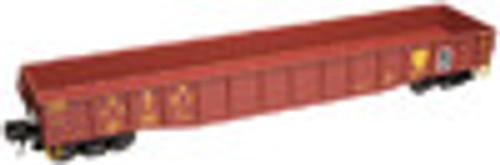 Atlas O D&H 50' steel gondola, 3 rail or 2 rail