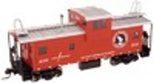 Atlas O GN  Extended Vision caboose, 2 rail