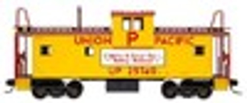 Atlas O UP  Extended Vision caboose, 3 rail