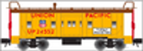 Atlas O UP bay window caboose, 3 rail or 2 rail
