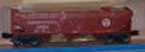 Weaver PRR 3 bay offset hopper car, 3 rail or 2 rail