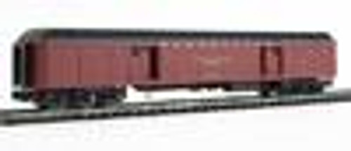 Golden Gate Depot PRR B70 baggage car, 3 rail oe 2 rail