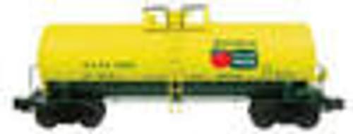 Weaver White House 40' tank car, 3 or 2 rail