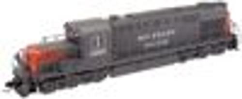 Atlas O SP Alco RSD-15, 3 rail, horn and bell