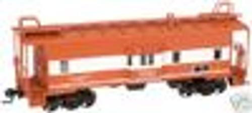 Atlas O Frisco (SLSF) Bay window caboose,  2 rail