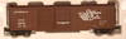 Pecos River KCS  50' double door  box car,