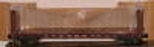 Weaver PRR 50' Bulkhead flat car, 3 rail or 2 rail