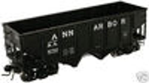 Atlas O Ann Arbor Panel Side hopper, 3 or 2 rail