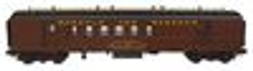 Weaver N&W 60' RPO, 2 rail