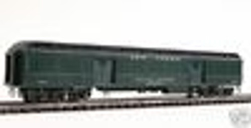 Golden Gate Depot NH Head end car set, 2 rail