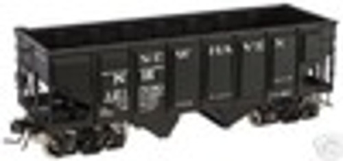 Atlas O NH Panel Side  2 bay hopper, 3 rail or 2 rail