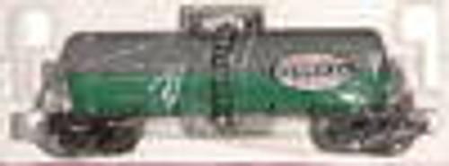 MTH Premier (cigar band) NYC  tank car, 3 rail