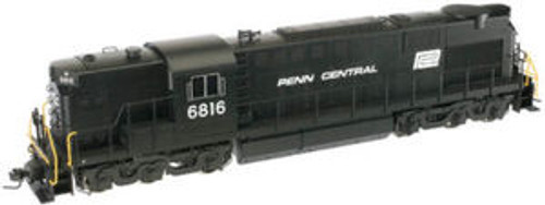 Atlas O Penn Central Alco RSD-15, 3 rail, horn and bell