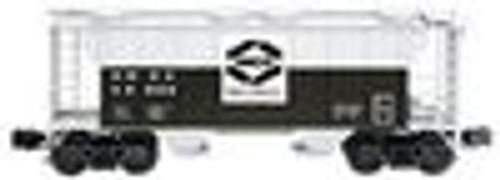 Weaver IMCO PS-2 covered hopper car, 3 or 2 rail